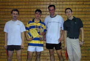 v.l: Werner, Frank, Michael, Torsten