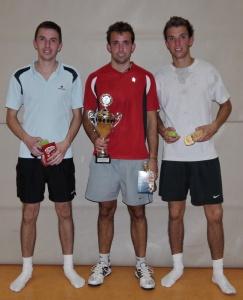 v.l.: Dominik, Julien, Philipp