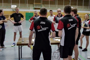 Turniervorbereitung