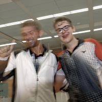 Philipp und Julian